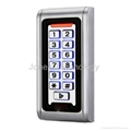 Metal waterproof RFID access control