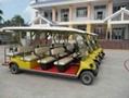 供应电动游览观光车 4
