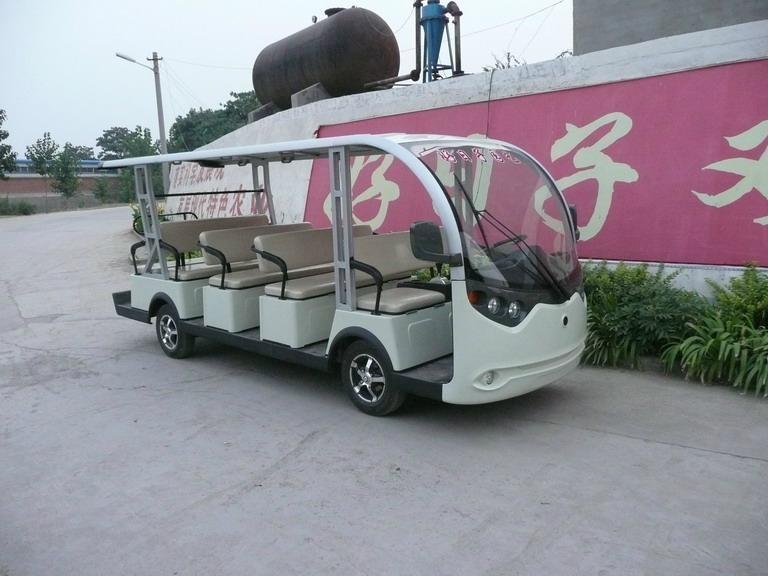 供应电动游览观光车 5