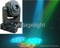 GOBO LED Moving head 60W DMX 11/14CH