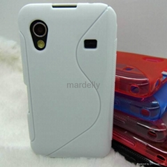 S Line TPU Case for Samsung Galaxy Ace S5830