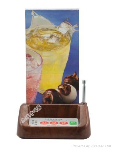 西安茶楼呼叫器 2