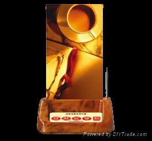 西安茶楼台卡呼叫器 1