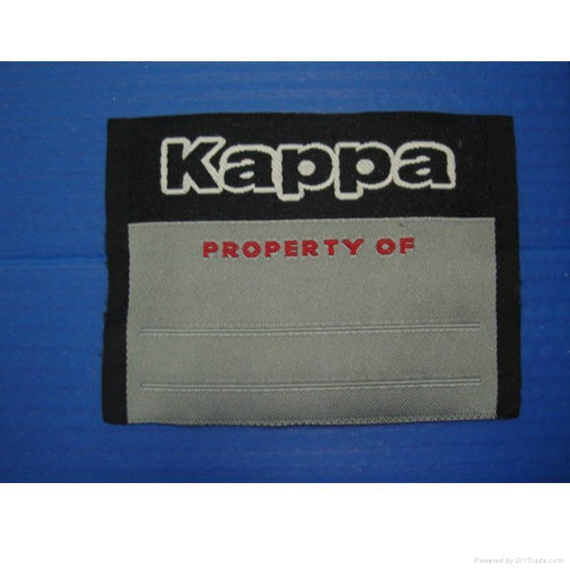 garment woven label 1