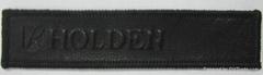 3D woven label