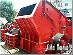 High Efficient Stone Impact Crusher Fineness Adjustment