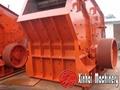 High Efficient Stone Impact Crusher Fineness Adjustment 2