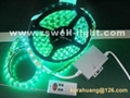 flexible rgb led strip,SMD5050,60LEDS/M,Hotsale!!!