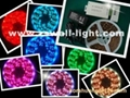 2011 led flexible strip SMD5050 30leds/M RGB,NonWaterproof