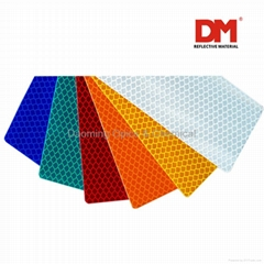 High Intensity Prismatic Grade Reflective Sheeting (DM1980)
