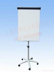 VP-YB標準移動式挂紙白板