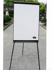 FRD三腳架挂紙白板 60*90cm
