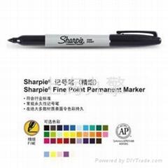 三福无尘记号笔sharpie30001