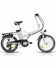 迷你款电动自行车