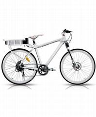 新劲能赛款电动自行车