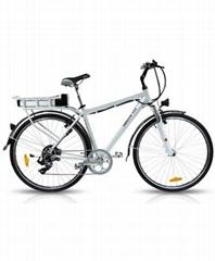 新劲能款电动自行车