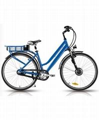 新经典款电动自行车