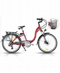 优雅款电动自行车