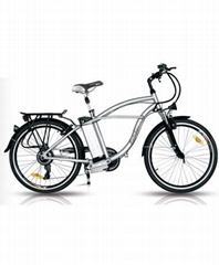 沙滩车款电动自行车