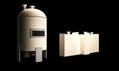 污水源热泵专用污水换热器