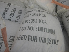 Magnesium Chloride MgCl2 98%