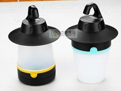 7led hot decoration  camping light lantern  ZY-Y3