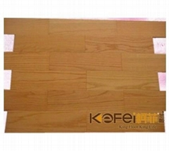 multi-layer solid wood flooring