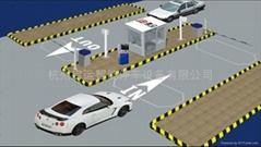 捷眾智能停車管理系統