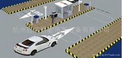 捷眾A5系列智能停車管理系統