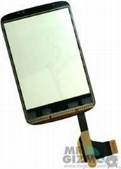 for HTC wildlife G8 touch digitizer