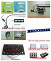21w 27w led aquarium lights for coral reef fish tank with 1w leds 2