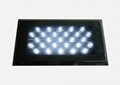 120w Dimmable Aquarium Led Lighting With Lens  4