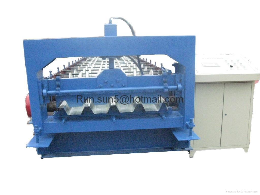 metal wall roll forming machine/ roofing sheet roll forming machine
