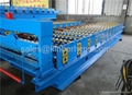 metal roof roll forming machine