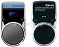 Solar Bluetooth Hand-Free MP3 car player 2