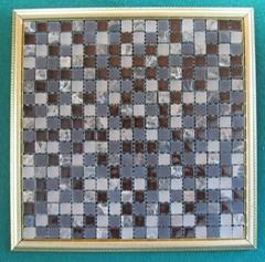 8MM 玻璃石材马赛克瓷砖背景墙
