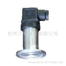 衛生型壓力變送器 1