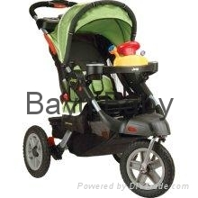 Jeep - Liberty Limited Stroller, Spark Green