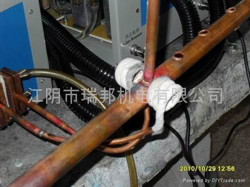 空调内部铜管高频焊机 1