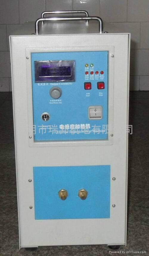 空调内部铜管高频焊机 2