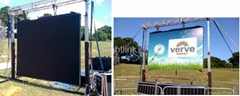 Led Screen Rental Outdoor rgb P10