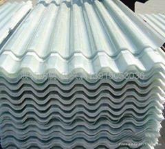 防腐型玻璃纖維增強聚酯復合FRP採光板