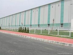 江蘇常州鋼結構屋面FRP採光瓦