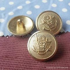 电镀合金扣