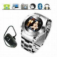 bulkwholesaling-com Wholesale Unlocked WiFi Bluetooth Watch Phone