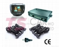 Auto Parking sensor for car accessory MODEL: TS-P5248B (Mini LCD) 3