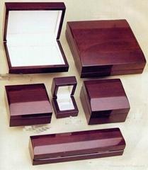 供應木製珠寶盒