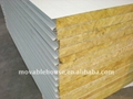 Rockwool Sandwich Wall