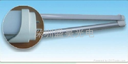 T8 10W 60cm長LED日光燈管 1