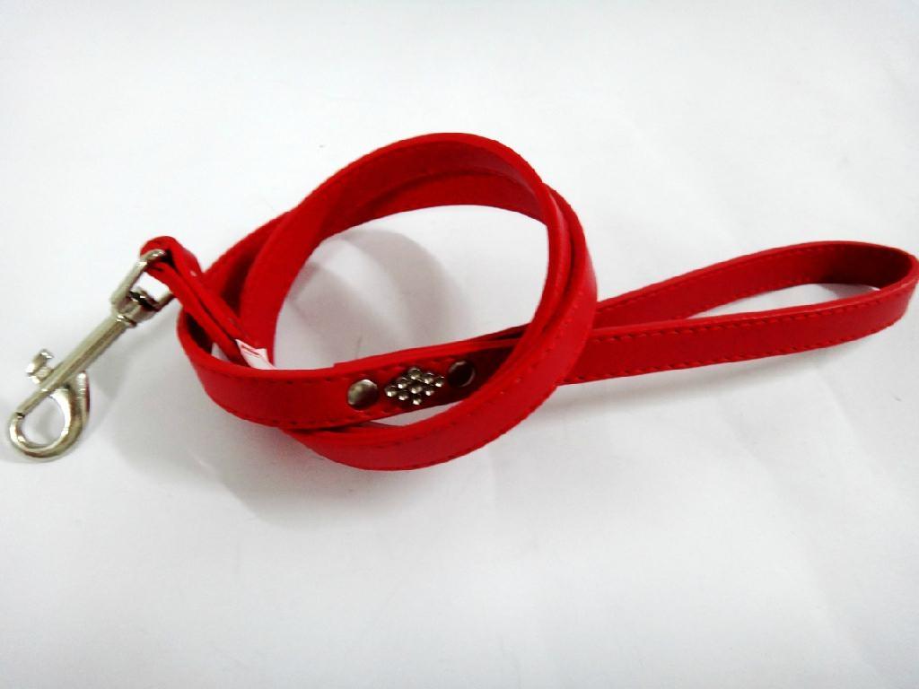 2011红色时尚宠物链 1